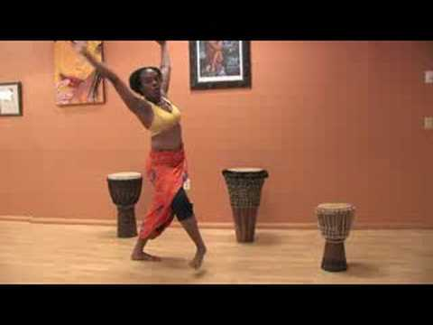 Advanced African Dance Moves : Advanced African Dance: Hand & Foot Coordination