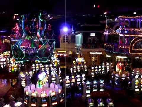Show In Sky Rio Hotel Las Vegas Nevada Youtube