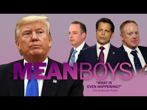 If Trump's White House was the movie 'Mean Girls'   The Washington Post Comedy + Satire