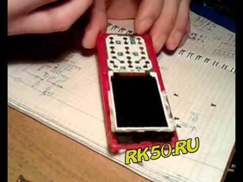 Как отремонтировать телефон своими руками