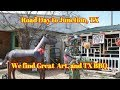 Lajitas TX to Junction TX - Art and BBQ all in one - RV Travel - RV Life - S2 EP030