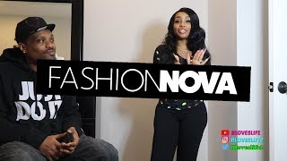Chilin' wit Walt Rates My Fashion Nova Haul