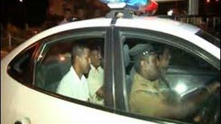 Nuwan Kulasekara arrested over a road accident