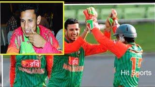 নাসিরের গালে টানা ১৮ টি থাপ্পড়! || Bangladesh cricket players nasir hossain