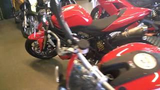 DUCATI sports bikes 2009 all models, Goedhart Bodegraven NL.