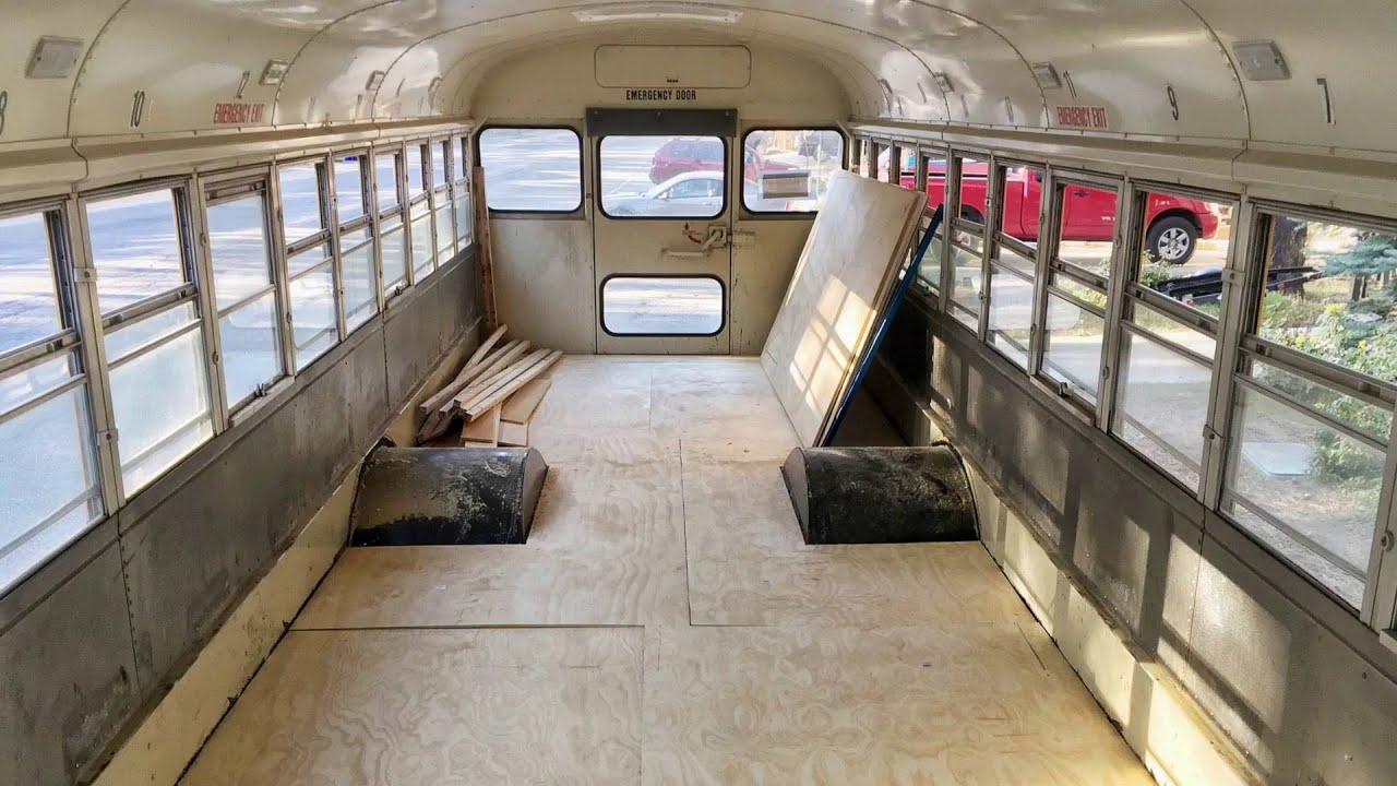 Ремонт автобусов своими руками