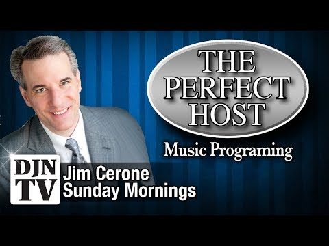 Learn A Bit About Music Programing and Seth Godin On The Perfect Host with Jim Cerone #DJNTV #11
