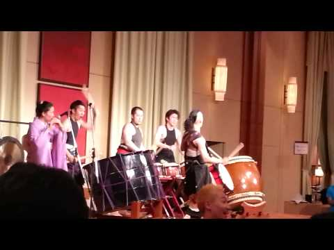 Kobe Band For Ict 2013 Banquet video