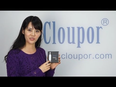 Self cleacn weed atomizer cloutank m3  from cloupor Dry herb vaporizer pen review