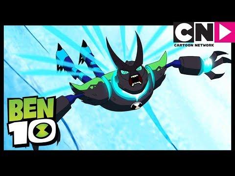 NUEVO! Avalancha de Nieve | Ruidosos y Peludos | Ben 10 en Español Latino | Cartoon Network