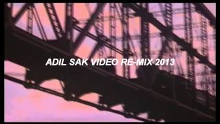 Doobie Brothers - Long Train Running (Adil Sak Video Re-Mix 2013)