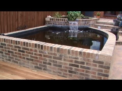 How to Build a Koi Pond Video - Part 1 by Pondguru