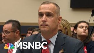 Lewandowski Refuses To Answer Question About Meeting With Trump Detailed In Mueller Report | MSNBC