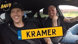 Kramer - Bij Andy in de auto