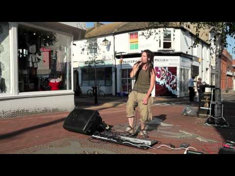 Elijah MC 2012 UK Beatbox loop station Championships Finalist - Catch My Flow - Boss Rc-300