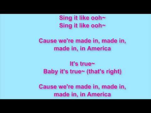 Cimorelli - Made in America lyrics