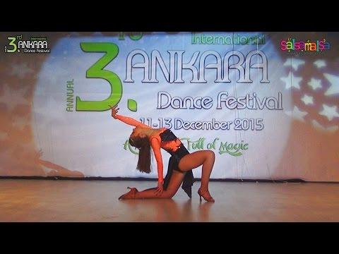 Alina Mihai Solo Dance Performance | AIDC-2015