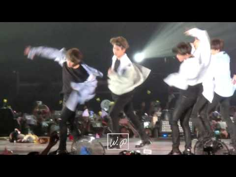 [FANCAM] 170429 BTS Wings Tour Jakarta - 봄날 Spring Day