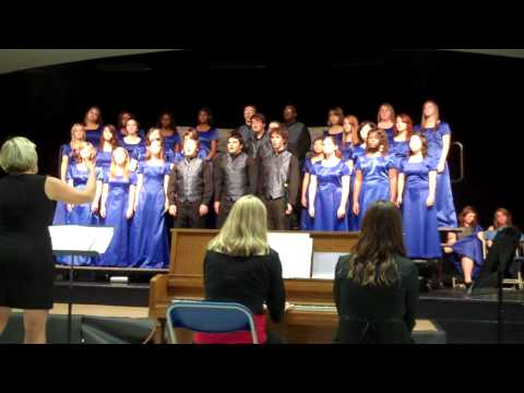 Apalachee High School Chorus - The Water Is Wide