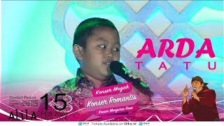 Arda ft. Didi Kempot - Tatu (Official Video Konser Cinta Alila)