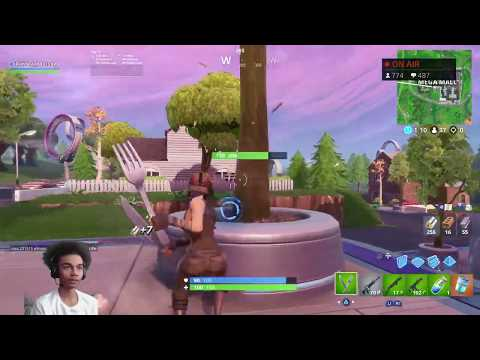 Best Solo Player on Fortnite | Best Shotgunner on PS4 | 3360+ Solo Wins