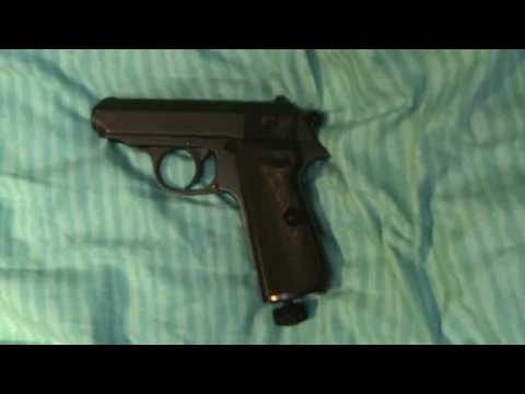 Disassembly Walther Ppk Walther Ppk/s Co2 Full Auto