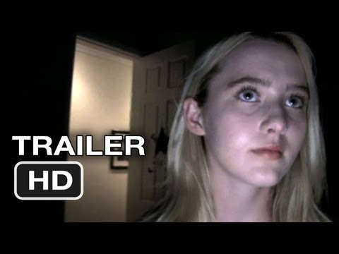 Paranormal Activity 4 Official Trailer #1 (2012) Horror Movie HD