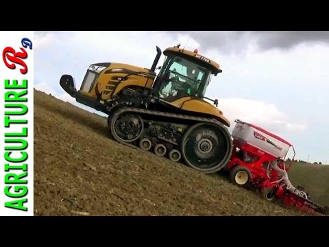 MT775E + Solà Ares 2713 - Sowing  2016