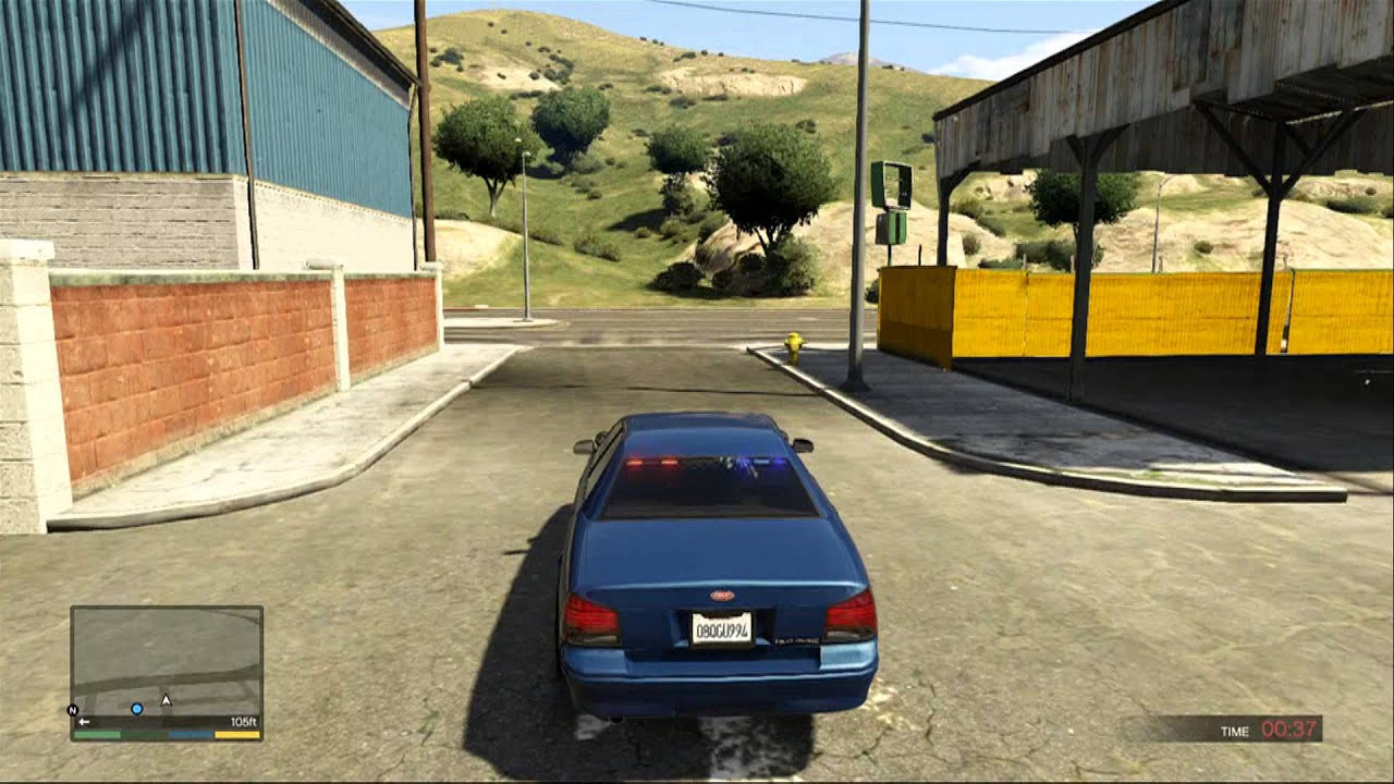 Gta v unmarked cruiser how to obtain youtube