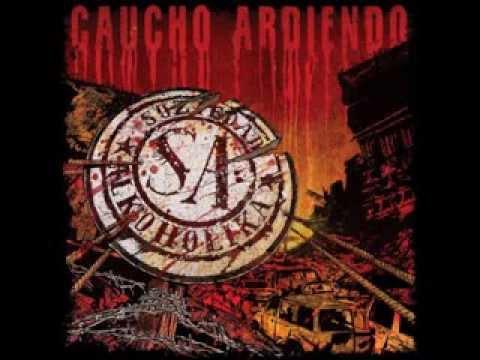 Soziedad Alkoholika - Caucho ardiendo (2013)(EP)