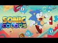 Sonic Mania Opening With Sonic Colors mp3