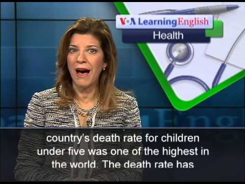 Ethiopia Praised For 67 Percent Drop In Child Deaths video
