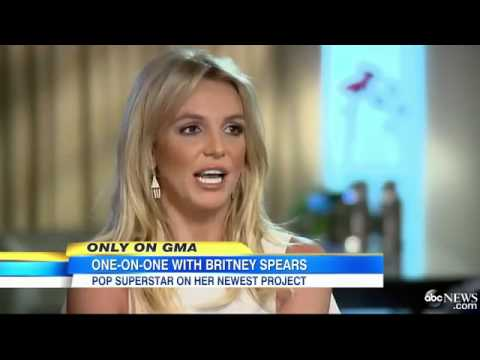 Britney Spears Talks About Her Breakup Interview 2014