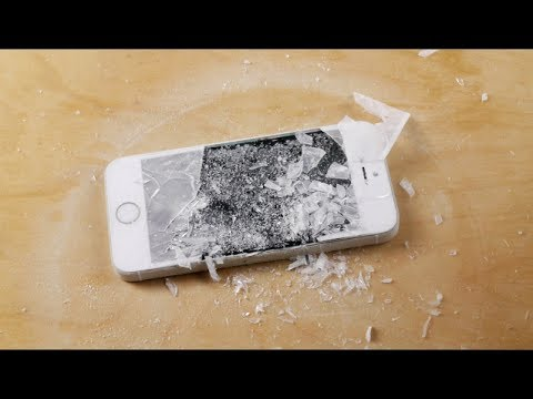 iPhone 5S in Liquid Nitrogen Freeze Test! Music Videos