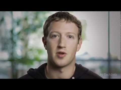 Facebook Graph search explained by Mark Zuckerberg (Founder & CEO)