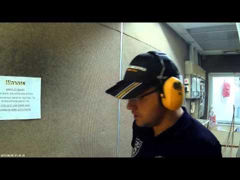 IPSC ISrael training second run CZ Tactical sport 9x19
