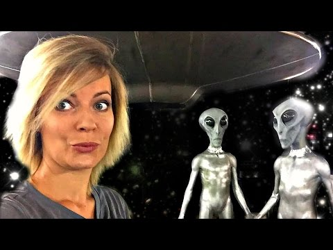 Tu Wylądowało UFO!