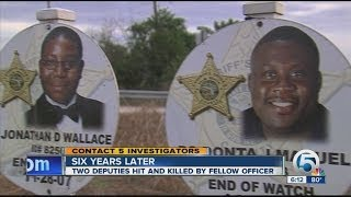New revelations 6 years after a PBSO deputy struck & killed two deputies near Pahokee