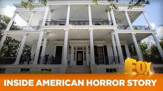 "AMERICAN HORROR STORY: COVEN | Inside ""Miss Robichaux"