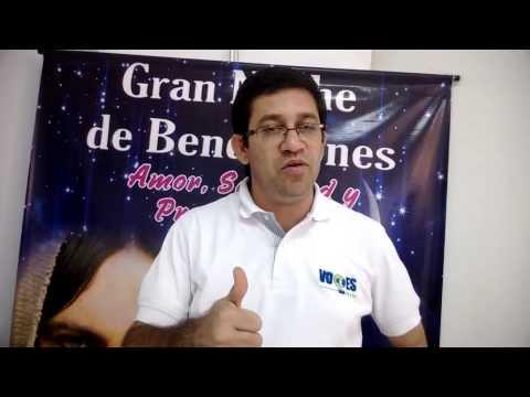 """El padre Jesús Orozco habla de la """"Noche de Bendiciones"""" que se realizará el 5 de septiembre"""