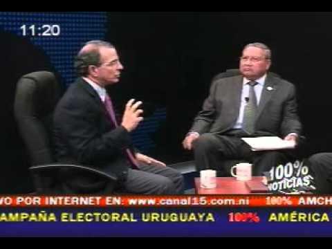 Entrevista a Eduardo Montealegre y el Ing. Antonio Lacayo  (27 de noviembre 2009)