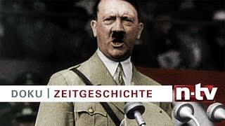 Trailer ntv Doku Apokalypse Hitler  Werdegang eine