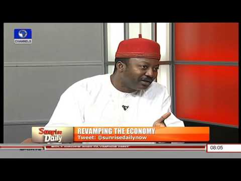 Nigeria Does Not Have A Clear Economic Direction - Martin Onovo (PT1) 27/01/16