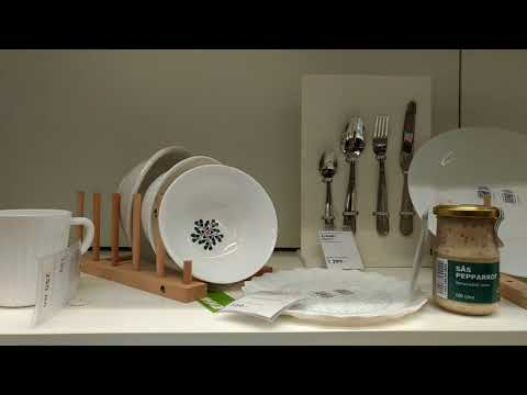 Наборы посуды #IKEA