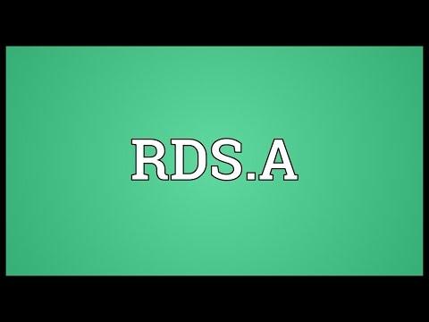 Header of rds.a