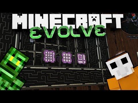 REAKTORVERGRÖSSERUNG! - Minecraft Evolve Ep.126 - auf gamiano.de