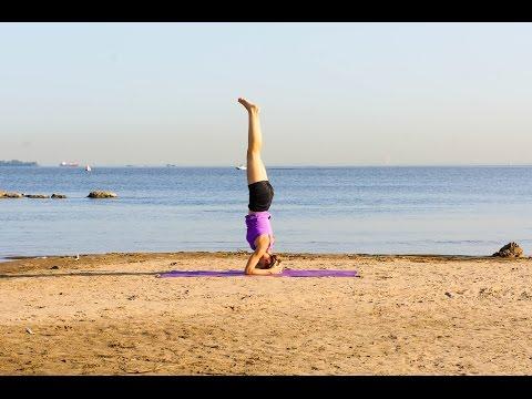 Доброе утро! Утренняя йога.