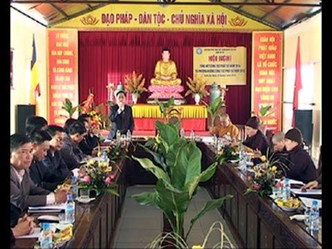 Ban đại diện Phật giáo quận tổng kết công tác năm 2014