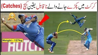 Impossible Catches in Cricket You Can't Believe