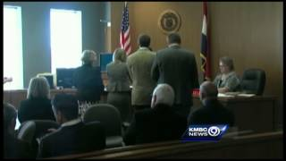 Micah Moore makes new court appearance